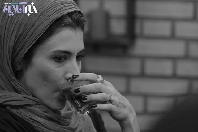 پیمان معادی، مهناز افشار، ویشکا آسایش در کافه خبر