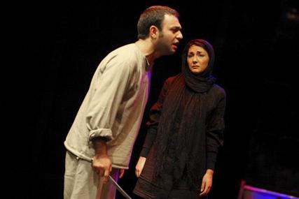 تصاویر جذاب سوپر استارهای زن سینمای ایران در صحنه تئاتر