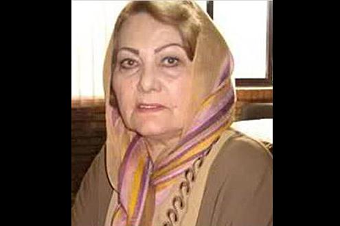 پیکر ایرن زازیانس با حضور تعداد زیادی از هنرمندان سینمای ایران تشییع شد