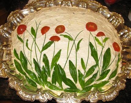 طرز تهیه سالاد الویه