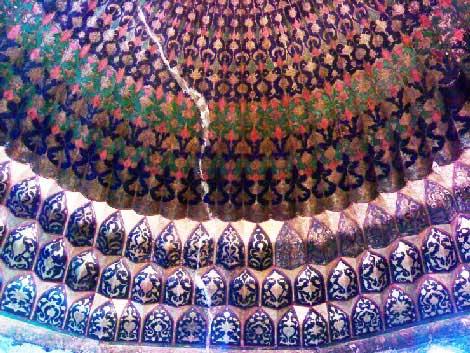 زیباترین تالار شاه عباسی ایران تصاویر