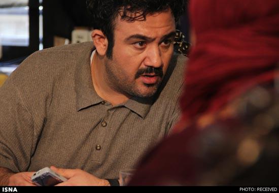مهران غفوریان با یک تله فیلم در شب یلدا