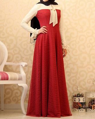 لباس مجلسی با حجاب بهترین انتخاب برای خانم های خوش پوش