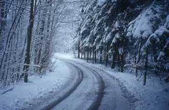 توصیه هایی برای رانندگی در برف