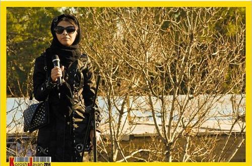 تصاویر جدید مریم قاسمی و مریم حیدرزاده در مراسم چهلمین روز درگذشت مرتضی پاشایی