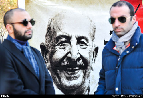 مراسم تشییع و خاکسپاری مرحوم مرتضی احمدی