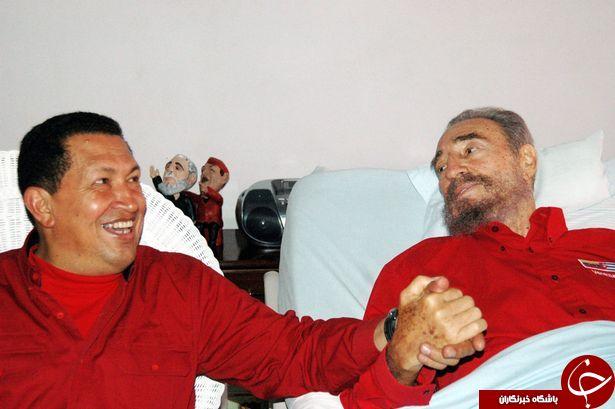 فیدل کاسترو رهبر انقلابی کوبا را بیشتر بشناسید