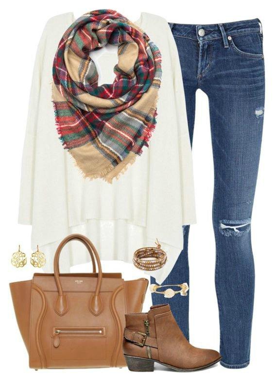 شیک ترین ست های لباس با نیم بوت برای جذاب بودن در پاییز و زمستان95