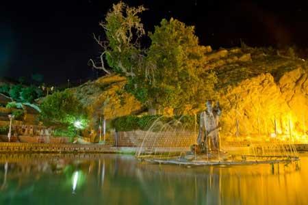 بش قارداش یکی از جاهای دیدنی استان خراسان شمالی تصاویر