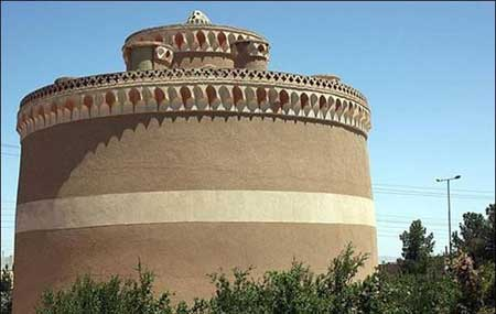 کبوترخانه؛ اعجاز معماری ایرانی تصاویر