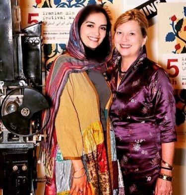 عکس های زیبا از بازیگران و افراد مشهور در خارج از ایران