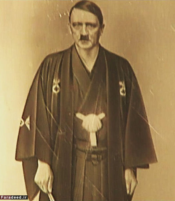عکسی که هیتلر نمیخواست کسی ببیند