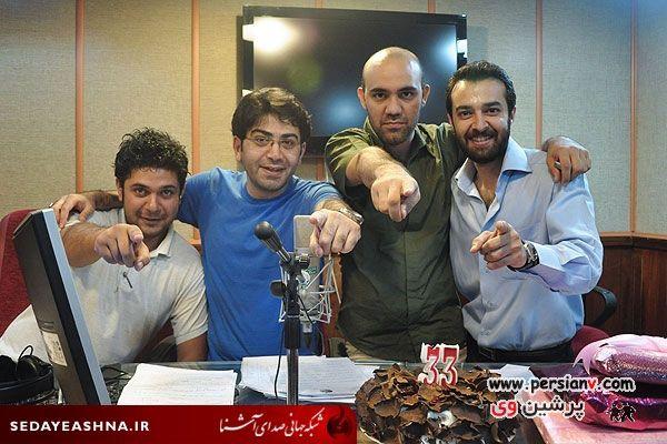 عکس های دیدنی از جشن تولد 33 سالگی فرزاد حسنی