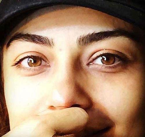 کدام بازیگر زن ایرانی بدون آرایش هم زیباست ؟ / چالش عکس بدون آرایش بازیگران