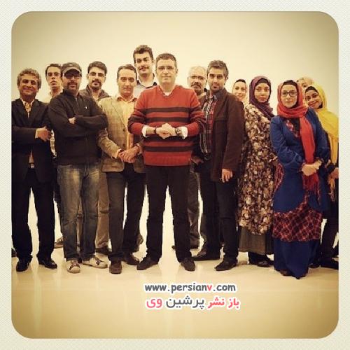 برنامه طنز رضا رشیدپور چهارشنبه در شبکه نسیم