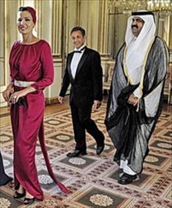 هزینه زیباسازی همسر ایرانی امیر قطر؛ سه میلیون دلار/ تصویر