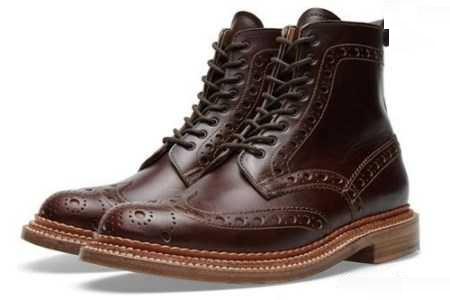 هترین برندهای کفشهای مردانه دنیا تصاویر