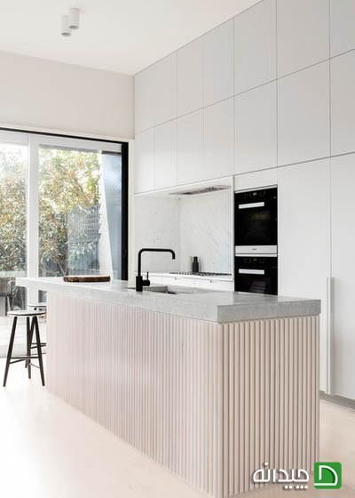 آشپزخانه های پرطرفدار مدل 2017 در انواع سبکهای مختلف