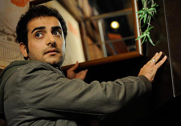 فیلم «شکلات داغ» با حدیثه تهرانی ( خواهرهدیه تهرانی ) عکس