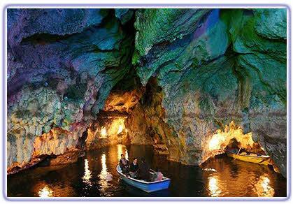غار سهولان دومین غار آبی ایران