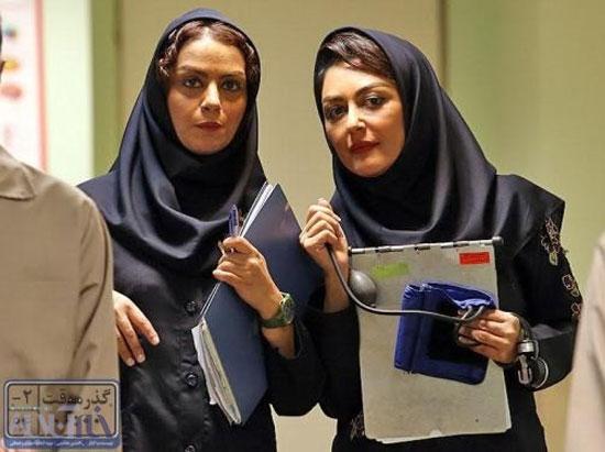 عکس های جدید شقایق فراهانی در فیلم سینمایی گذر موقت