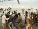 پشت صحنه فیلم ملک سلیمان