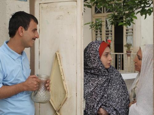عکس : سریال پنجمین خورشید با حضور حمید گودرزی