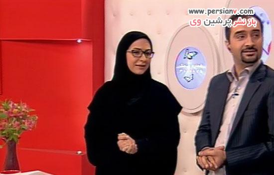 حاشیه های ازدواج دو مجری مشهور تلویزیون ایران