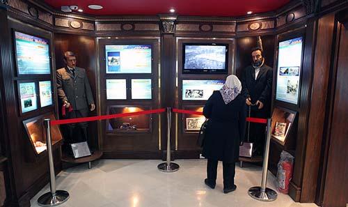 موزه صلح تهران را بیشتر بشناسید