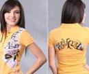 تصاویر: تی شرت های دخترانه بهاره