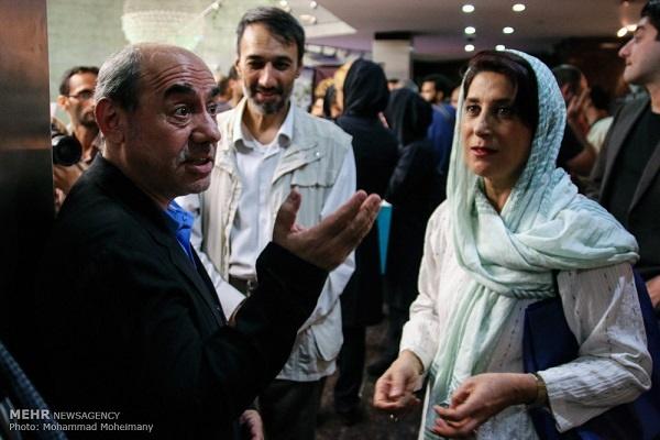 عکس های بازیگران مشهور در مراسم تجلیل از برترینهای جشن سینمای ایران