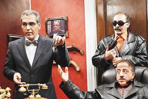 مهران مدیری و لقب مرد شصت انگشتی