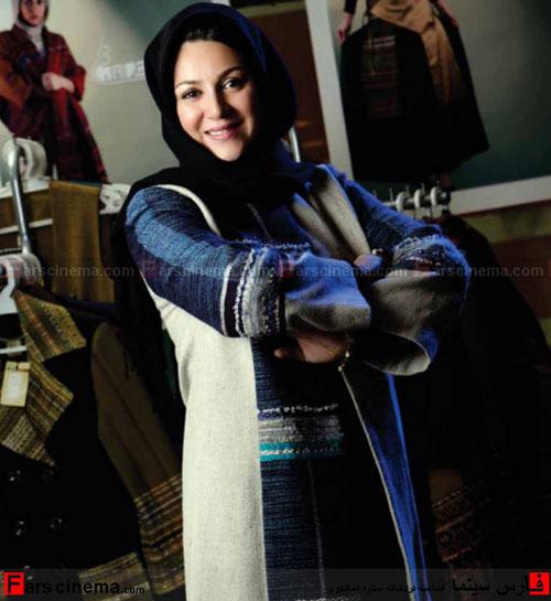 عکسهای دیدنی افتتاحیه فروشگاه لباس ستاره اسکندری
