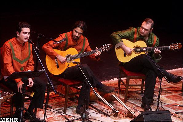 گزارش تصویری/ کنسرت موسیقی همایون شجریان