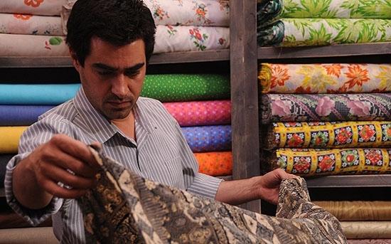 شهاب حسینی و محسن تنابنده مقابل دوربین سرزمین کهن