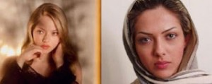 شباهت برخی از بازیگران ایرانی و خارجی به یکدیگر