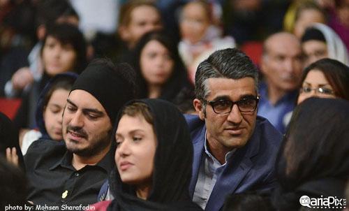 بازیگران مشهور در جشن حافظ (سری سوم)