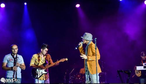 کنسرت جدید بابک جهانبخش و مرتضی پاشایی در دبی