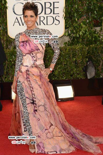 بهترین و بدترین لباس های مراسم گلدن گلاب 2013
