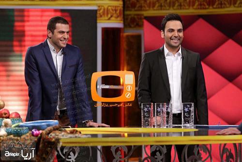مهمانان برنامه سال تحویل ۹۳ شبکه سه «سه ستاره»