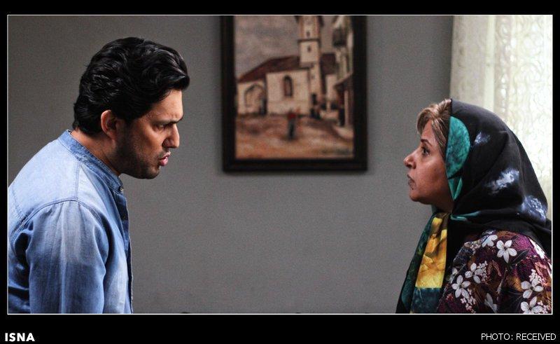 باران کوثری و حامد بهداد در فیلم هفت ماهگی !