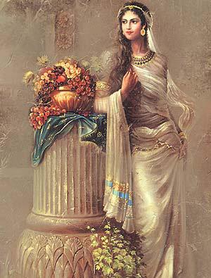 زن در ایران باستان از چه شرایط اجتماعی برخوردار بود