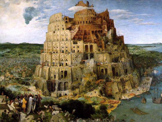 معروفترین تابلوهای هنری جهان( عکس و توضیح)