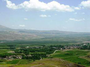 تنها شهر بی کولر ایران تصاویر