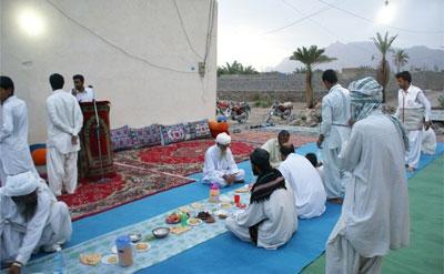 آداب و رسوم ماه رمضان در مهرستان چگونه است؟  تصاویر
