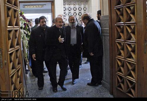 مجلس ترحیم مرحوم زنده یاد مرتضی احمدی