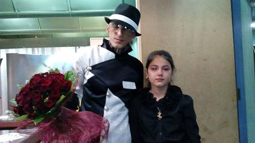 عکس آخرین دیدار مادر با مرتضی پاشایی