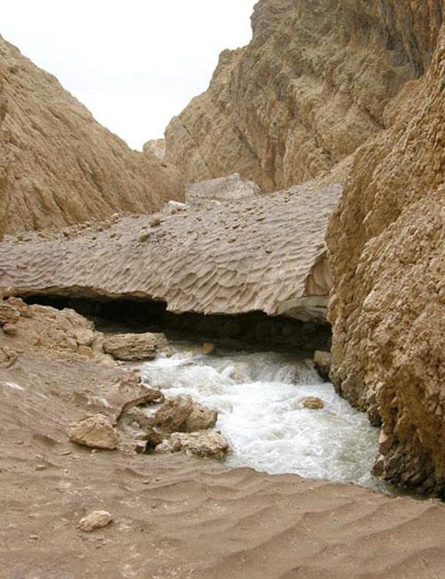 غار یخی چما چهارمحال وبختیاری