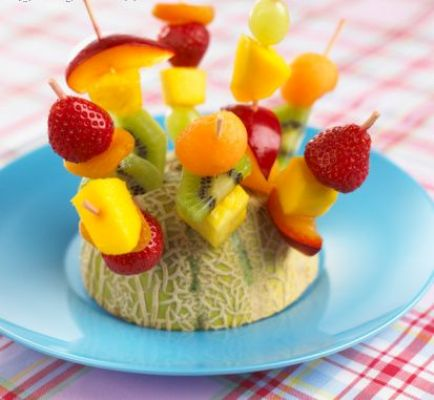 میوه آرایی ... عکس
