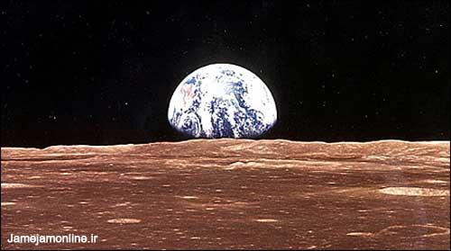 عکسهای دیدنی از کره ماه و راه رفتن انسان روی آن
